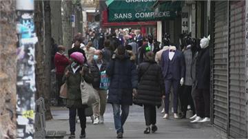 快新聞/法國單日新增45422人 累計超過108.6萬人確診武肺