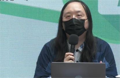 快新聞/唐鳳推出「實聯制 QR Code 」 手機掃描1秒通關