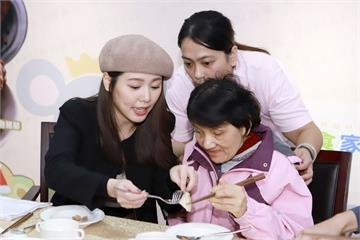 白家綺擔任愛心大使!捐60道娘家年菜助憨兒圍爐享用年菜
