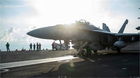 快新聞/不甩中國要求 美軍航艦打擊群駛入南海挺航行自由