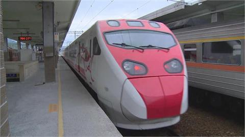 快新聞/規模6.5強震全台有感! 台鐵「陸續恢復原速」行駛、上萬旅客受影響