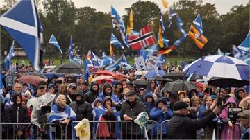 蘇格蘭獨立運動再起 民眾上街宣傳公投