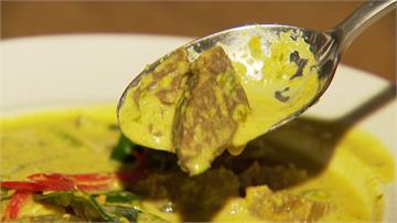 泰國米其林一星  家鄉菜征服台灣人的胃