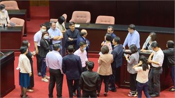 快新聞/綠營甲動保促轉會人事同意權投票 藍委不出席拒背書