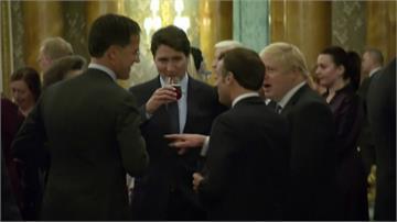 北約峰會遭英法加領袖暗酸 川普怒批杜魯道「雙面人」
