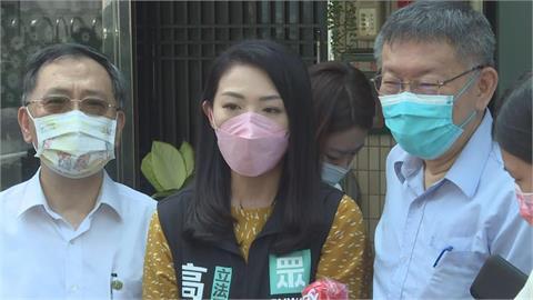 快新聞/高虹安被旅美博士翁達瑞質疑 柯文哲歪樓:證明她已經是個「咖」了