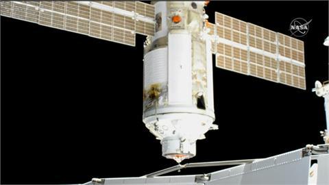 俄羅斯「科學號」抵太空站 週四順利完成對接