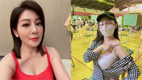 王彩樺「已打完2劑AZ」!曬接種單遭嗆藝人是哪類 親曝1關鍵原因