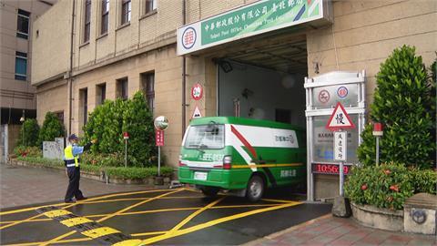 中華郵政再傳確診 內勤員工就醫PCR陽性