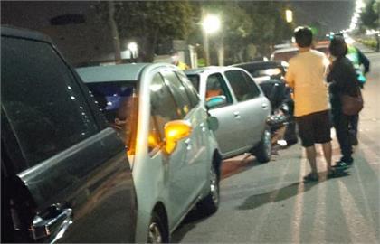 快新聞/碰! 男子酒駕連環追撞3車釀3傷 中市議員楊典忠受傷送醫