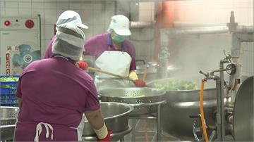 營養午餐團膳業者缺口罩 經濟部緊急配送