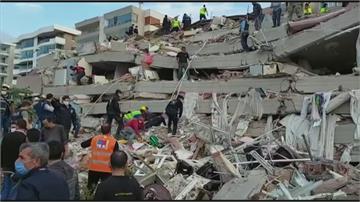 快新聞/愛琴海7.0強震小規模海嘯 希臘、土耳其22人死近800人傷