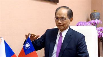 首位投書外媒立法院長! 提升台灣能見度