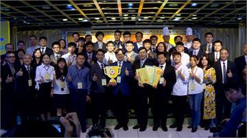 教育部技職之光頒獎典禮 葉俊榮表揚優秀學生