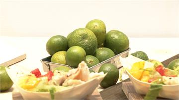 維生素C是檸檬的30倍!台灣原生種綠金「香檬」 僅果汁外銷就2億