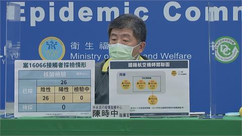 快新聞/2機師突破性感染! 75人被匡列「採檢進度出爐」