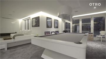 超豪華!曼城明星後衛秀豪宅 客廳可容足球隊開派對