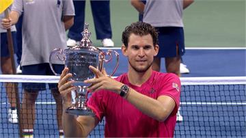 美網男單冠軍戰 蒂姆奪首座金盃 生涯第4度叩關大滿貫賽