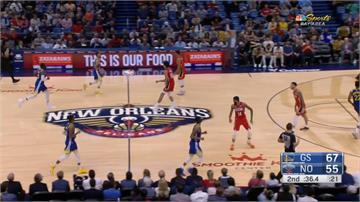 NBA/勇士新賽季終於奪首勝 詹皇撤離家園避野火