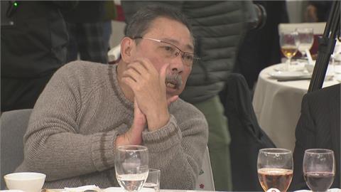 陳松勇週日晚間驚傳送急診 經醫師觀察後已無大礙