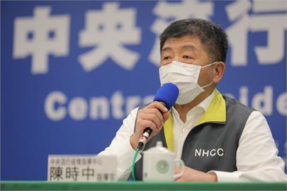 LIVE/日本加碼贈台100萬劑AZ疫苗 陳時中14:00親上火線說明