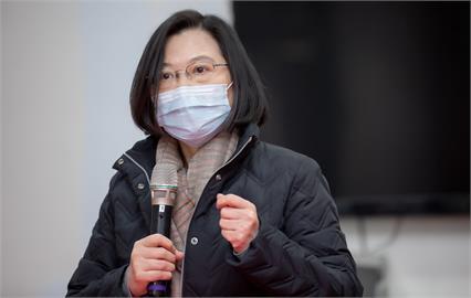 快新聞/民主發展還需要努力! 蔡英文致電為陳柏惟打氣:未來繼續加油、為台灣打拚