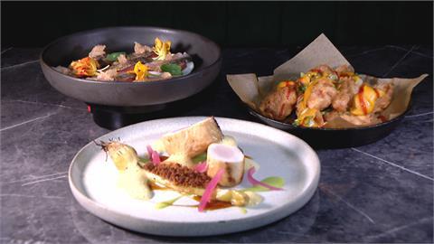 紹興酒、醬油醃漬! 襯托土魠魚生魚片鮮味