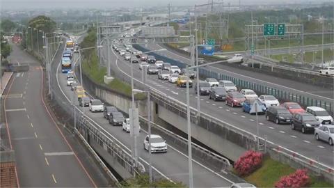 快新聞/清明連假前2週末 國5實施匝道封閉及高乘載管制