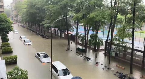 颱風來襲愛車恐淪「泡水車」!車主記得加保「這個」以免荷包失血