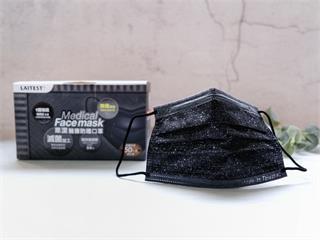 萊潔「牛仔隕石黑」口罩霸氣登場! 11/6萊爾富開放預購 首波限量3萬盒