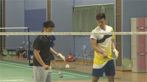 羽球男雙世界第三 李洋、王齊麟同窗默契戰東奧