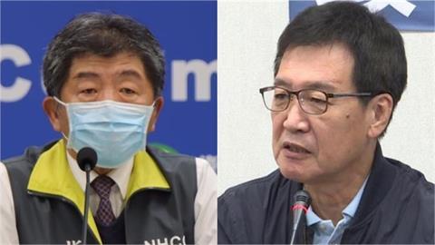 費鴻泰喊廢掉防疫記者會!林俊憲狠酸:方便國民黨四處造謠?