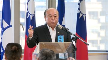 吳斯懷穩坐國民黨不分區安全名單 若當選恐將機密直轉中國