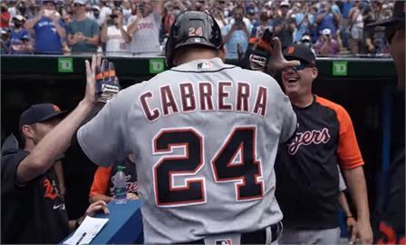 MLB/卡布瑞拉加入500轟俱樂部 大聯盟第28人