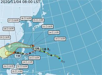 快新聞/輕颱閃電降雨僅東半部 天氣風險公司:水庫解渴只能繼續等