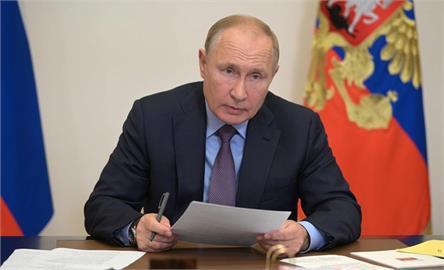 罕談台海情勢 俄羅斯總統蒲亭:中國不需武統「靠經濟」就能統一台灣!