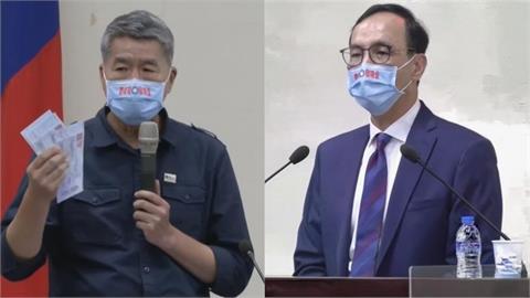 戰鬥藍成了「內鬥藍」?林鶴明酸「果然精彩」:民進黨自歎不如