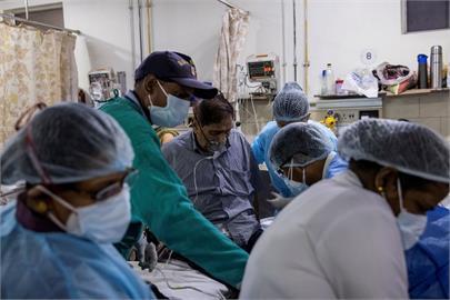 快新聞/印度醫療體系大崩盤!「實習醫護」考試延期 趕第一線抗疫情