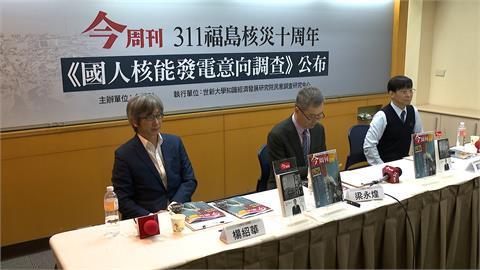 311福島核災將滿10年 66%國人支持綠能取代核電