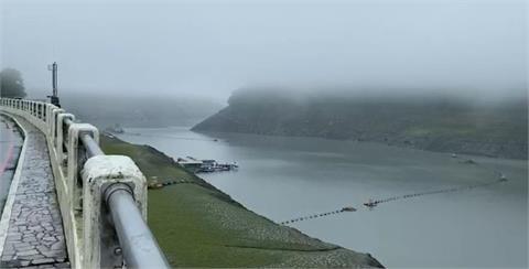 雨彈轟北台灣!石門水庫2天進帳880萬噸 蓄水率暴增5.2%