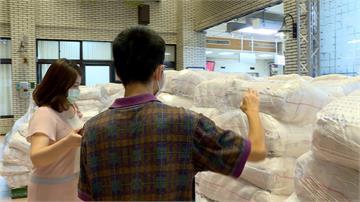 愛心米放一月長蟲 農糧署公開運送過程澄清