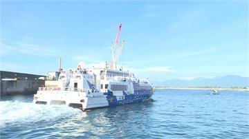 快新聞/受哈格比外圍環流影響 今日台東往返綠島、蘭嶼船班取消