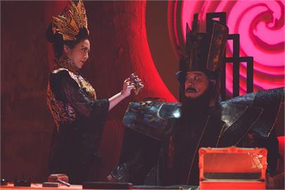 「國民爸爸」羅北安、「國民岳母」王彩樺組閻羅王夫婦出演《孟婆客棧》