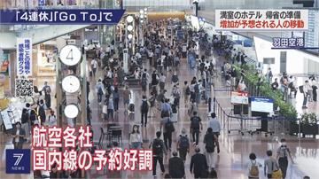 日本四連休人潮出籠 觀光業者憂疫情擴大