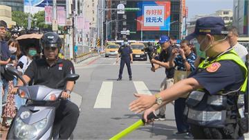 快新聞/網傳11月警察交通績效比賽「加強取締違規」 警政署:假訊息