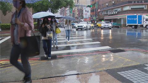 入秋平地最低溫17度  未來3天陰雨!豪雨炸基隆新北