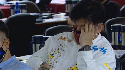 國民黨中常會邀專家檢討「太魯閣事件」台下睡成一片