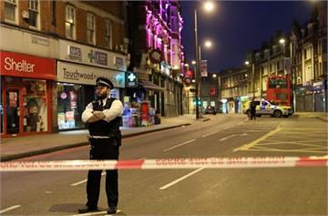 英國倫敦疑似恐攻2人被刺傷 警方擊斃一名男子
