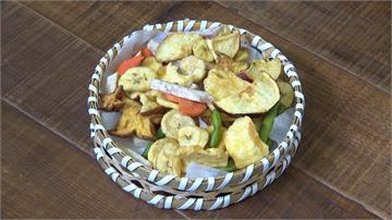 保留食物原形更健康 無加工「蔬果脆片」超夯