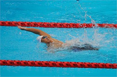 帕運/100公尺仰式登場!台灣隊「泳士」陳亮達1分18秒28無緣晉級